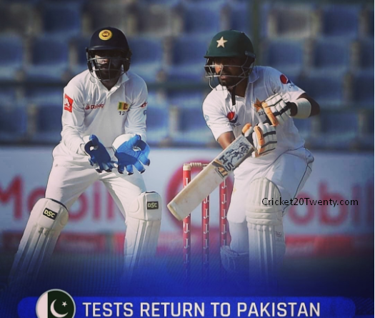 Test Cricket Will Return to Pakistan in December 2019