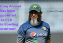 Mushtaq Ahmed has been appointed as PCB Spin Bowling Consultant