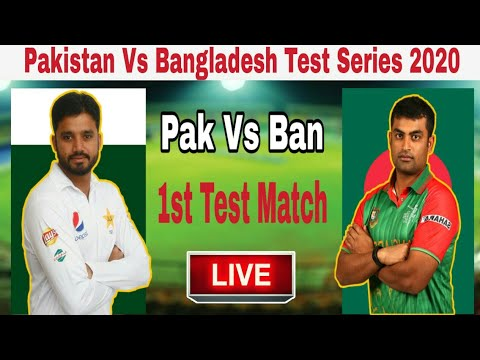 Pakistan vs Bangladesh Cricket Match Live Streaming-PAK vs BAN