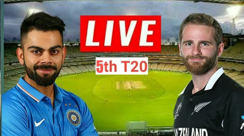 India vs New Zealand Live T20 Match-IND vs NZ Live Score-Cricket20Twenty.com