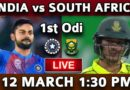 India vs South Africa Live-IND vs SA Live Score-IND vs SA