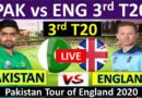 PTV Sports Match Live-PAK vs ENG Live Score-PTV Sports Live Match