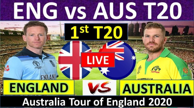 PTV Sports Match Live-ENG vs AUS Live Score-TEN Sports Live Match