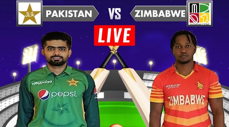 PTV Sports Live Streaming-PTV Sports Live-PAK vs ZIM Live Score