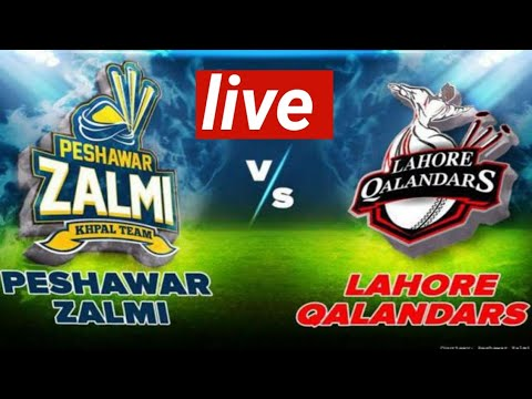PTV Sports Live Streaming-Lahore Qalandars vs Peshawar Zalmi Live