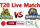 PTV Sports Live Streaming-PSL Live Score-PSL Today Match MS vs KK