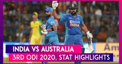 India vs Australia 3RD ODI | Full Match Highlights 2020