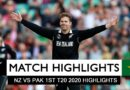 Pakistan vs New Zealand 1st T20 Highlights 2020 | Pak vs NZ 1st t20 Highlights |