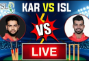 PTV Sports Live-PSL Live Streaming-PSL Live-KK vs IU
