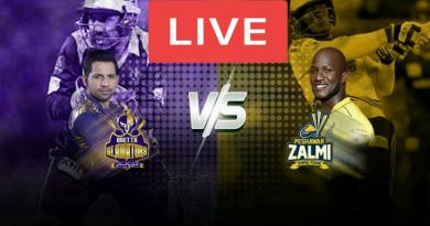 PTV Sports Live Streaming-PSL Live Score-QG vs PZ
